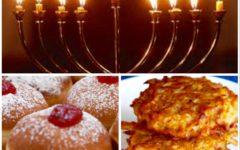 Per la festa ebraica di Chanuccà, festa dei lumi, ecco la ricetta dei Sufganiot, simili ai nostri bomboloni