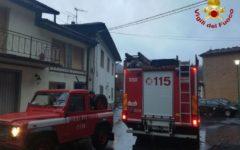 Maltempo Toscana: interventi dei vigili del fuoco in lucchesia e nel pistoiese