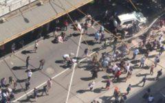 Melbourne: suv sulla folla, 16 persone ferite, arrestato un uomo