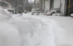 Maltempo Toscana: anche domani 29 dicembre codice giallo, pericolo di neve e ghiaccio
