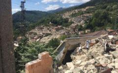 Macerata, terremoto: gravi irregolarità negli appalti delle casette provvisorie, lo denuncia la Cgil
