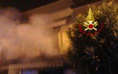 Poggio a Caiano (Po): 71enne muore  per l'incendio dell'abitazione nella notte di Natale