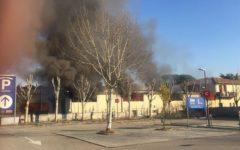 Firenze, incendio capannone Osmannoro: rom occupano altro stabile