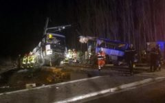 Perpignan (Francia): quattro bambini morti e 24 feriti, alcuni gravi, nello scontro scuolabus - treno