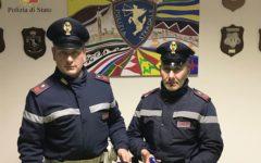 Siena: tre albanesi si fingono turisti, ma la Polstrada sequestra i loro arnesi da scasso e li denuncia