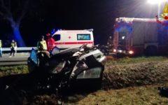 Castiglion della Pescaia (Gr): 25enne muore nell'incidente della sua auto, inutili i soccorsi