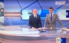 Toscana: a Sandro Bennucci, direttore del nostro giornale, la prima rassegna stampa dell'anno di Buongiorno regione (Tgr)