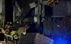 Anversa (Belgio): esplosione nella notte. La polizia parla di 10-20 vittime sotto le macerie