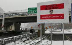 Migranti, Brennero: l'Austria schiera 600 agenti per controllare il confine