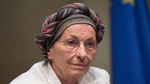 Emma Bonino, accordo con Bruno Tabacci per partecipare alle elezioni