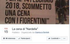 Firenze: Nardella paga una cena per i ritardi della tramvia. Iniziativa goliardica su Facebook
