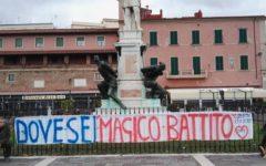Livorno: Appende 4 striscioni per trovare a chi è stato trapiantato il cuore del figlio