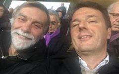 Firenze: Renzi, appena Delrio ha lasciato lo Stadio Franchi la Fiorentina ha pareggiato