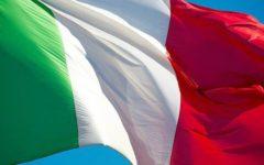 Reggio Emilia: Gentiloni rende omaggio ai costituenti e alla bandiera tricolore