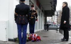 Charlie Hebdo: la Francia, col presidente Macron, ricorda la strage tre anni dopo
