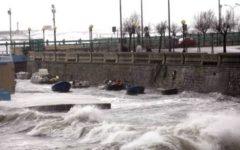 Toscana, maltempo: codice arancione per mareggiate fino alle ore 20 di domani 17 gennaio