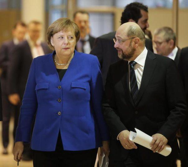 Germania, accordo raggiunto per la formazione di un governo di coalizione