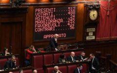 Missioni internazionali: la Camera approva ma il centrodestra è diviso, contraria la Lega
