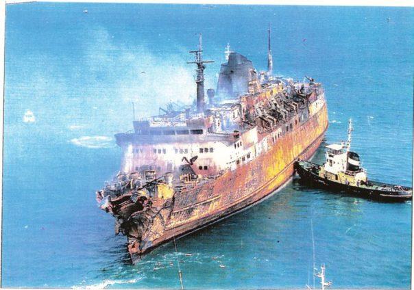 Tragedia del Moby Prince, Berdini a Livorno per la commemorazione dei defunti