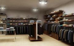 Commercio: crolla la spesa per abbigliamento e calzature (-24,8%), ma anche per alimentari (-4,1%)