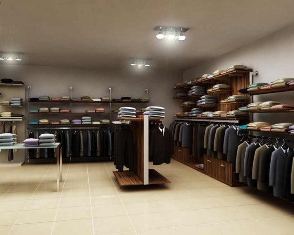Commercio crolla la spesa per abbigliamento e calzature for Arredamenti per negozi di abbigliamento
