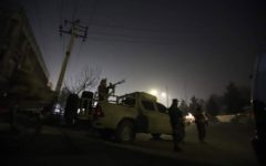 Kabul: attacco terroristico all'Hotel Intercontinental, almeno 15 tra morti e feriti