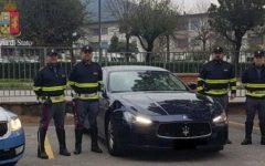 Firenze: non restituisce la Maserati presa a nolo, denunciato per appropriazione indebita