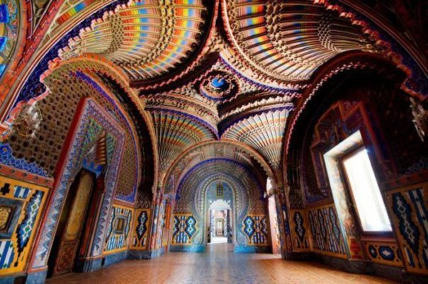 Il Castello di Sammezzano nella lista europea dei monumenti più a rischio