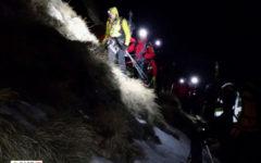 Pania della Croce (Lu): morto un alpinista caduto nella Buca della neve