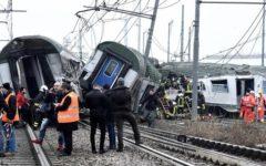Treno pendolari deraglia a Milano: tre morti, 46 feriti, cinque  gravi (Video)