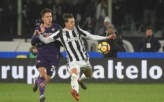 Fiorentina: perde con la Juve (0-2). Ma l'arbitro le toglie il rigore già concesso e tollera la corrida bianconera. Pagelle
