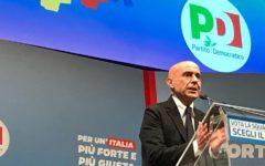Follonica, elezioni: scritta «Minniti boia» sul gazebo del Pd. Il commento di Antonio Mazzeo, segretario regionale