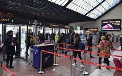 Stazione SMN: nuovi gates, protestano gli autisti NCC, sono in difficoltà nell'accogliere i clienti