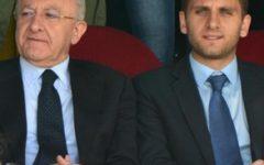 Napoli, inchiesta appalti: si è dimesso Roberto De Luca, figlio del Governatore della Campania,
