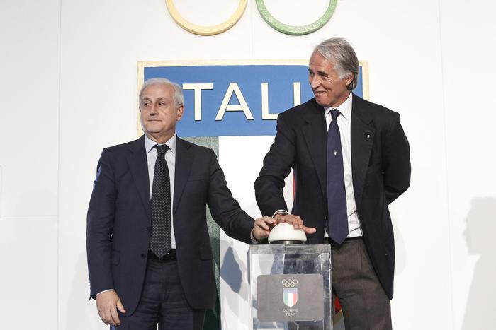 Milan, la preoccupazione di Fabbricini