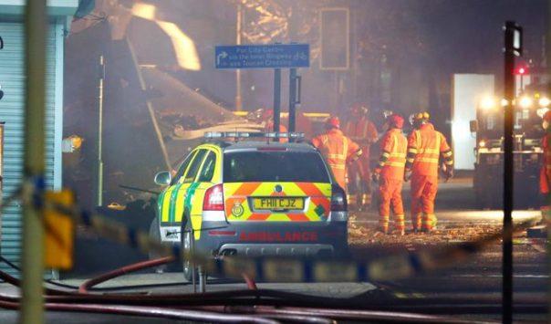 Leicester, esplode edificio: almeno 4 morti. Polizia: