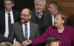Berlino: Grosse Koalition, dopo l'accordo di governo ecco ministri e programma