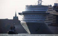 Venezia: un algoritmo fermerà l'ingresso delle grandi navi nel canale di San Marco. Lo decide la Capitaneria di porto