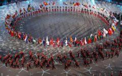 Olimpiadi invernali: cerimonia di chiusura, l'Italia ha conquistato 10 medaglie, 3 ori, 2 argenti, 5 bronzi