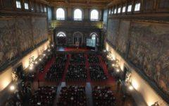 San Valentino 2018: a Firenze 1195 coppie festeggiano le nozze d'oro in Palazzo Vecchio