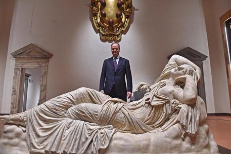 Agli Uffizi una sala dedicata a Leonardo