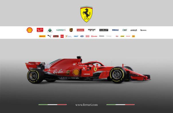 Ferrari F1: presentata la nuova monoposto SF1H a Maranello