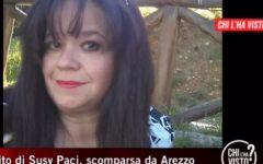 Arezzo, donna scomparsa: Susy Paci, questo il suo nome, le ricerche fra Napoli e Salerno