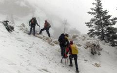 Valanga dal monte Grignetta: due escursionisti morti e uno disperso