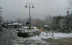 Toscana, maltempo: codice giallo con pioggia e neve in Appennino e anche sulle colline