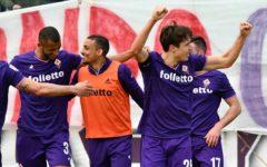Fiorentina, Pasqua di speranza: torna al gol Simeone. E raddoppio-capolavoro di Chiesa. Crotone battuto: 2-0. Pagelle