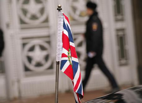 Guerra spie, Mosca espelle 23 diplomatici britannici