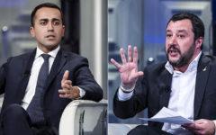 Governo: altro colpo di scena, Di Maio rilancia esecutivo giallo-verde, ma per ora Salvini non raccoglie
