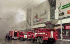 Kemerovo (Russia): 48 vittime, tra le quali 41 bambini, nell'incendio di un centro commerciale