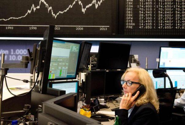 Borse Europee in calo. Milano a -0,46%